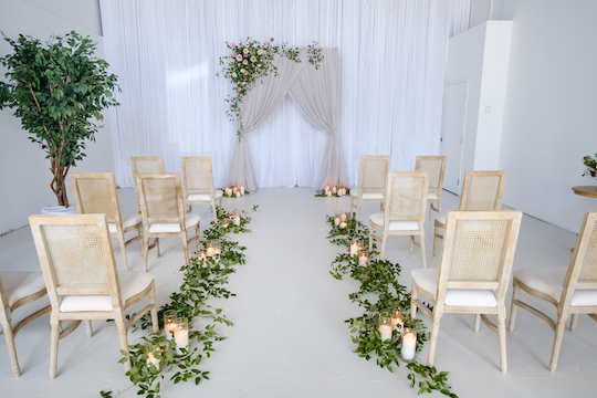 Wedecor Warehouse Wedding Planning Services